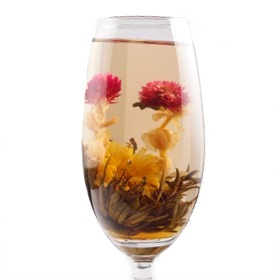 Blooming Flower Tea 7