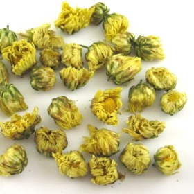 Chrysanthemum Bud Tea