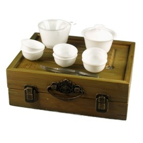 Medium Traveler Tea Set