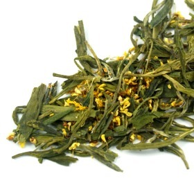 Osmanthus Long Jing Green Tea