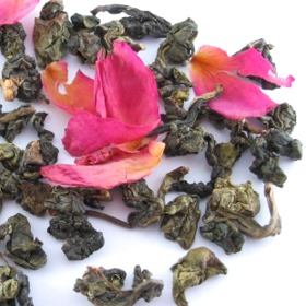 Rose Oolong Tea