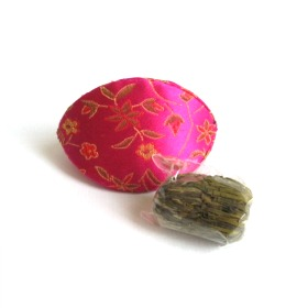 Silk Pouch Blooming Flower Tea