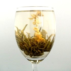 Blooming Flower Tea 3