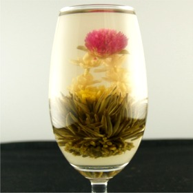 Blooming Flower Tea 4