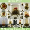 Blooming Flower Tea Set
